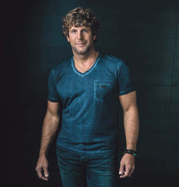 Billy Currington; photo courtesy the MACC