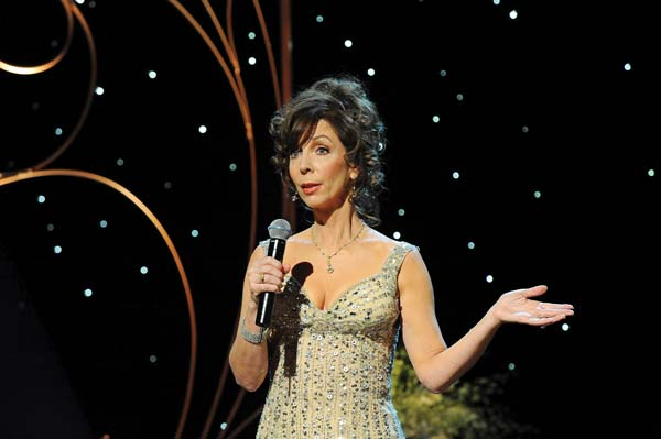 Comedian Rita Rudner, photo courtesy the performer.