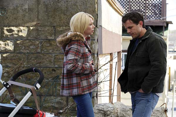 "Michelle Williams and Casey Affleck star in ""Manchester By The Sea."" Roadside Attractions and Amazon Studios photo via AP"