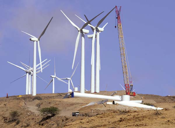 Energy From Renewable Resources Ticks Up A Bit