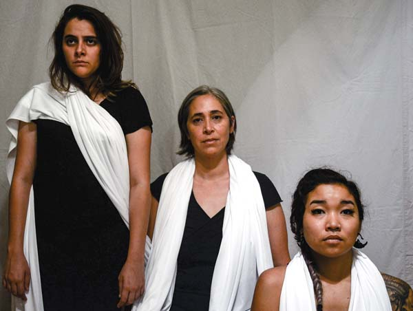"""Her Bodies of Stories"" by Lyz Soto • Friday; photo provided by MACC."