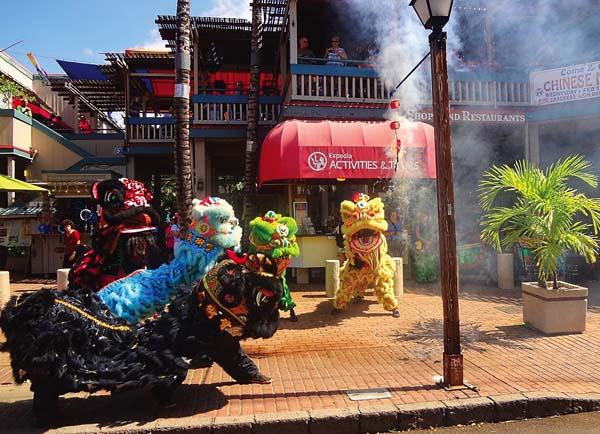 Celebrate Chinese New Year at The Wharf Cinema Center. The Wharf Cinema Center photo