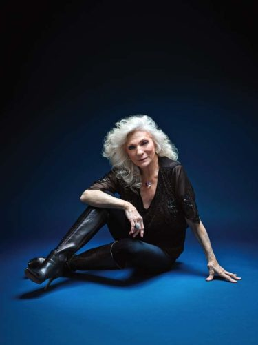 Judy Collins; photo courtesy MACC