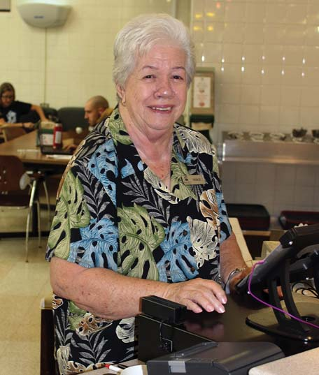 Midge Kanaha are all smiles.  The Maui News  / CARLA TRACY photo