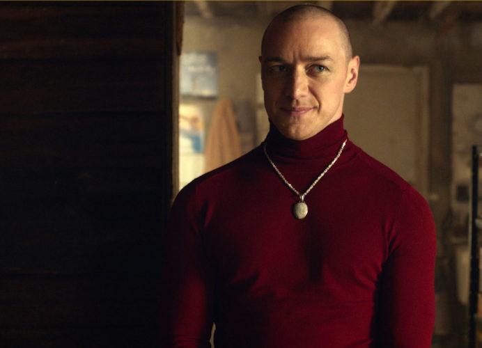 "James McAvoy stars in ""Split."" Universal Pictures photo via AP"