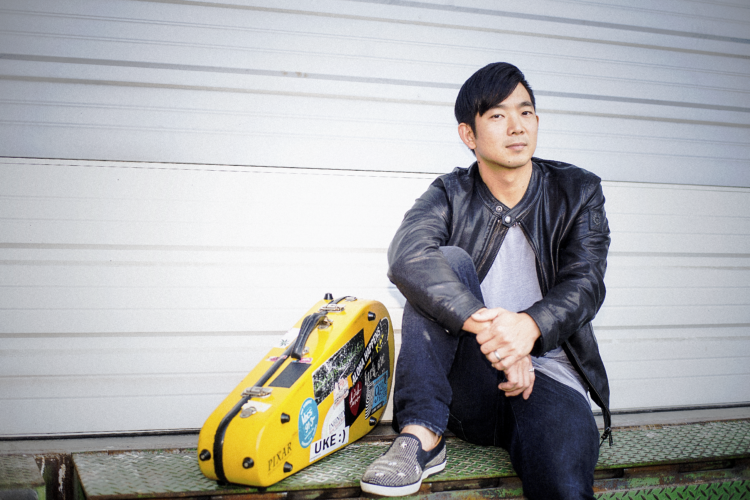 Jake Shimabukuro will perform with members of the Maui Pops Orchestra at 7:30 p.m. Saturday in Castle Theater at the Maui Arts & Cultural Center in Kahului. Tickets are $45, $55, $65 and $85 (plus applicable fees) and are available at the box office, by calling 242-7469 or by visiting www.mauiarts.org. • Photo courtesy MACC