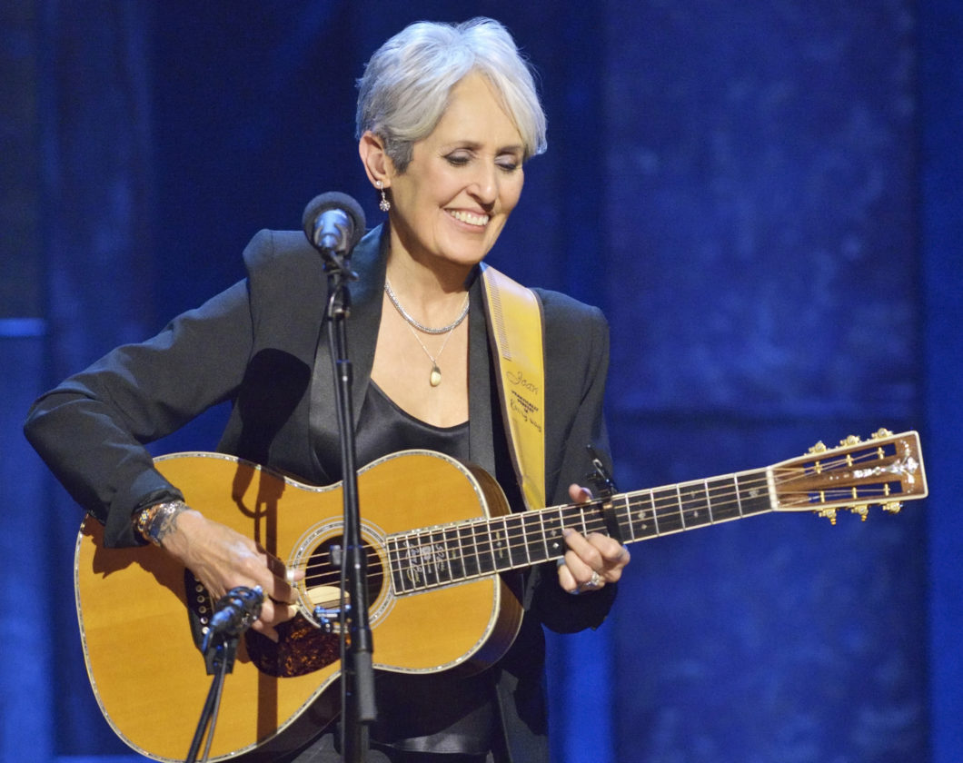 Joan Baez In Action At The Macc On Saturday News Sports Jobs