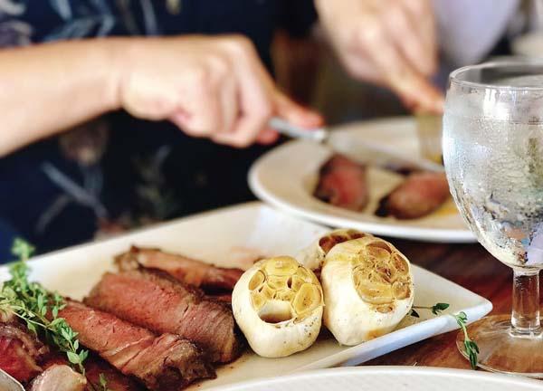 The 36 Ounce Australian Wagyu Tomahawk Steak Is An Upgrade To The U0027Ohana  Table Menu. Sheraton Maui Resort U0026 Spa Photo