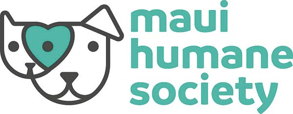 This is the new Maui Humane Society logo