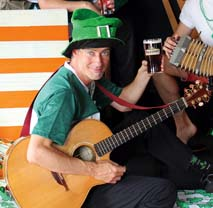 David Connelly of Dublin will perform. The Maui News / CARLA TRACY photo