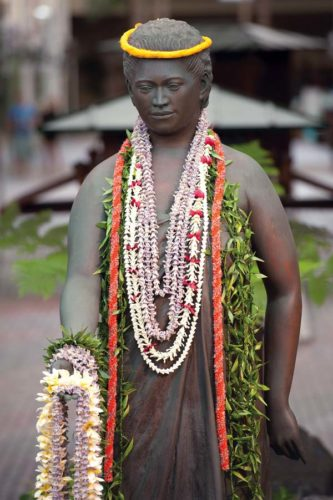 Queen Ka'ahumanu Center in Kahului will honor the queen's birthday Friday and Saturday. Photo courtesy QKC