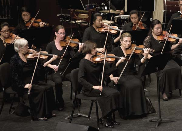 Maui Pops Orchestra and HAPA to perform Sunday at Castle Theater; photos courtesy MACC.