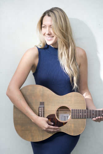 Colbie Caillat and her band will perform at 7:30 p.m. Friday in the Maui Arts & Cultural Center's Castle Theater. Justin Young will open the show. Tickets are $45, $55, $85 and $125 (plus applicable fees) and are available at the box office, by calling 242-7469 or online at www.mauiarts.org.