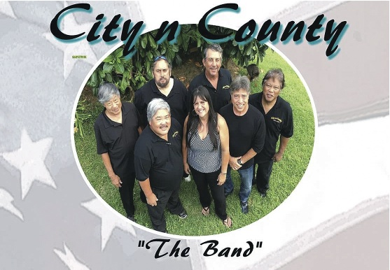 Catch City n County at 9:30 p.m. Saturday at Watercress Sports Bar & Grill Maui in Wailuku. • Photo courtesy the band