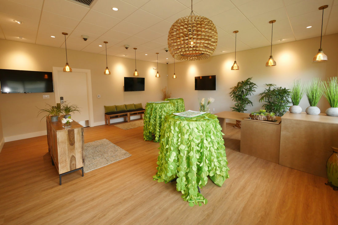 Maui Grown Therapies Will Be Ready To Sell Medical Marijuana Products In July At Its Retail