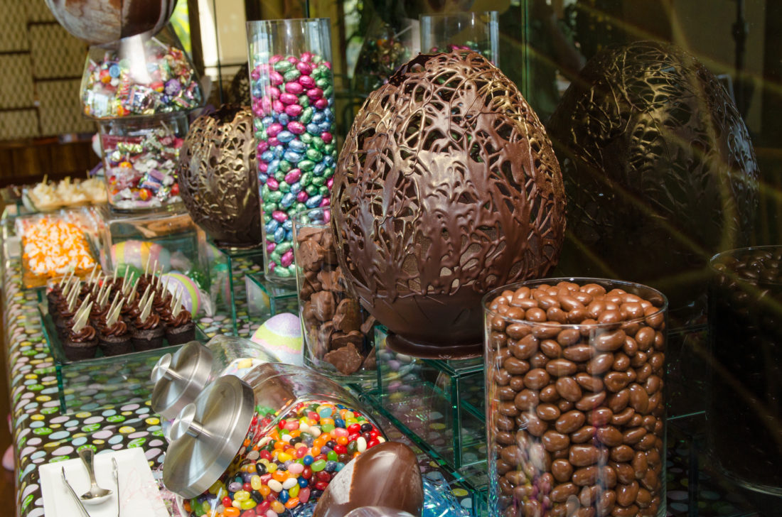 The Ritz-Carlton, Kapalua will be puttin' on a lavish Easter Sunday brunch from 11 a.m. to 3 p.m. in The Terrace restaurant, topping off its 25th annual Celebration of the Arts Friday through Sunday. The Ritz-Carlton, Kapalua photo