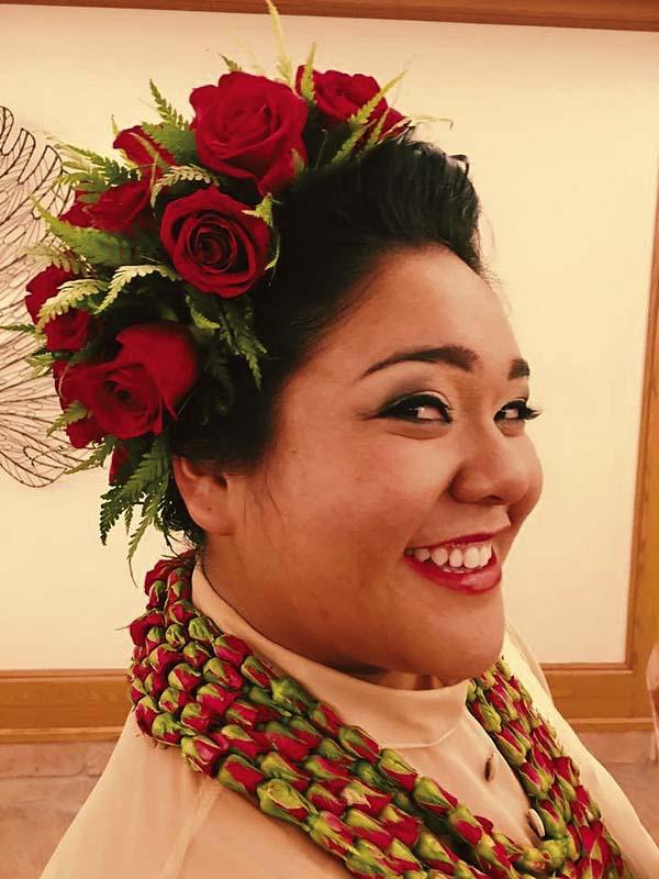 Miriam Anuhea Kamakanaokealoha Hokoana Arakawa