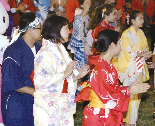 Maui Matsuri kick-off Friday • Queen Kaahumanu Center. The Maui News file photo