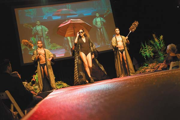 Hawaiian artists and designers are featured at the MACC in June.  -- Photo courtesy MACC