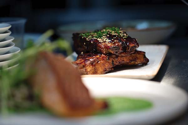Herb grilled sirloin by Humble Market Kitchin; photo courtesy restaurant