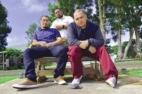 Island-style reggae artists Maoli are just a few of the 2017 Na Hoku Hanohano nominees with Maui roots. Photo courtesy the artist