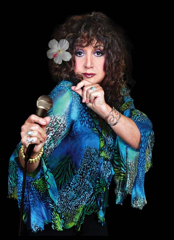 Maria Muldaur & Her Red Hot Bluesiana Band entertain a Maui audience tonight with their acclaimed American roots music. Photo courtesy the artist