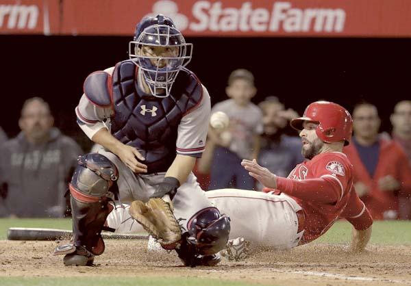 AP Photo/Chris Carlson