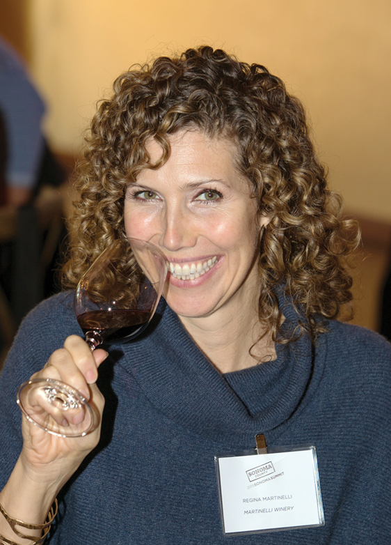 Regina Martinelli of a famed California wine family will be in attendance.  • KAPALUA WINE & FOOD FESTIVAL photo