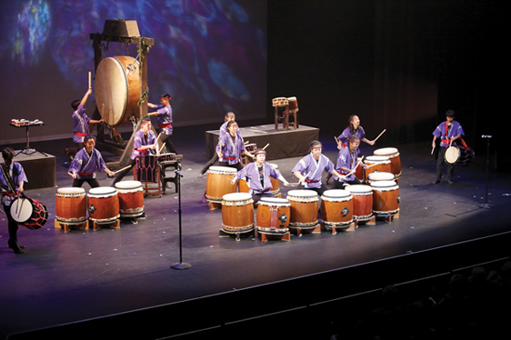 18TH ANNUAL TAIKO FESTIVAL  | Saturday • photo courtesy the Maui Arts & Cultural Center.