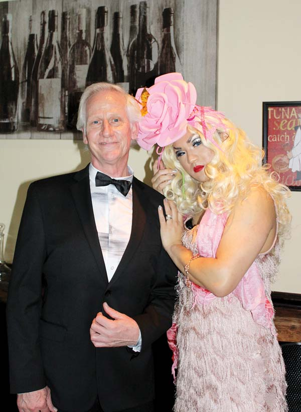 Cabaret Night performers include Dale Button and Jayce Leong; The Maui News / CARLA TRACY photo