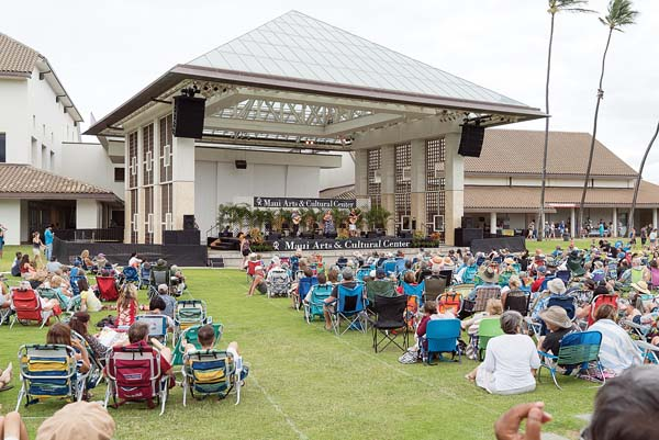 26th annual Ki Ho'alu Guitar Festival; Aubrey Hord photo