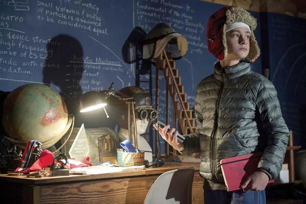 "Jaeden Lieberher stars in ""The Book of Henry."" Focus Features via AP photo"