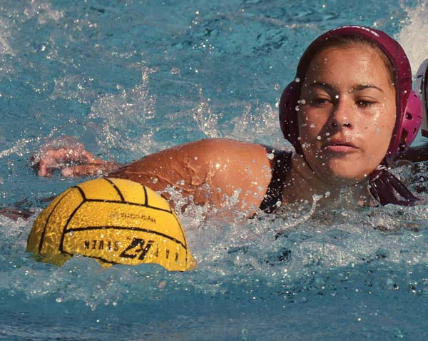 Rebecca Buenrostro-Gallimore of Baldwin High School scored 45 goals this season as the Bears went undefeated in Maui Interscholastic League play, winning their first title since 2013, and placed fifth in the state tournament. The Maui News / MATTHEW THAYER photo