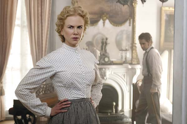 """Nicole Kidman and Colin Farrell star in"""" The Beguiled."""" Focus Features via AP photo"""