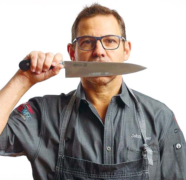 """Top Chef"" veteran John Tesar of Knife Dallas. Grand Wailea photo"