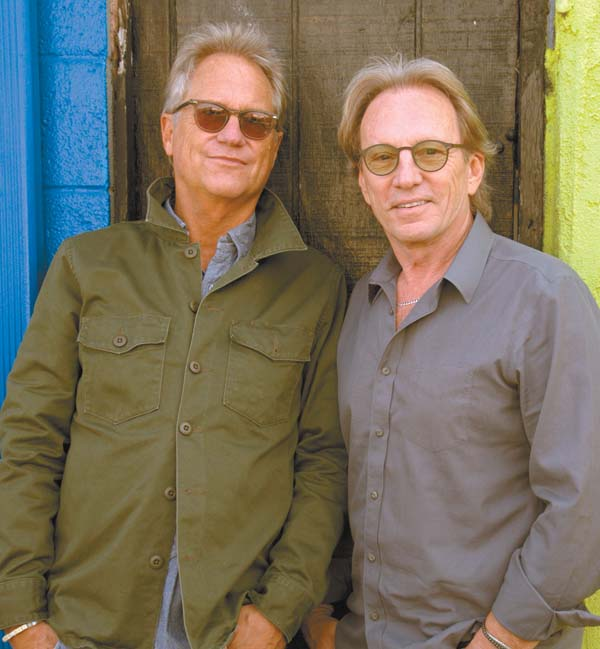 America's founders Dewey Bunnell (left) and Gerry Beckley return with their band at 7:30 p.m. Sunday at the Maui Arts & Cultural Center's Castle Theater in Kahului. John Cruz will open the show with Benny Uyetake performing in the courtyard before and after the show. Tickets are $39, $49, $69 and $129 (plus applicable fees). For tickets or more information, visit the box office, www.mauiarts.org or call 242-7469. Photo courtesy Maui Arts & Cultural Center
