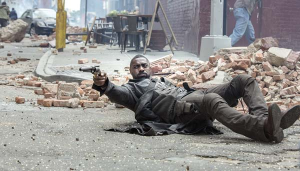 "Idris Elba stars in ""The Dark Tower."" Columbia Pictures/Sony via AP photo"