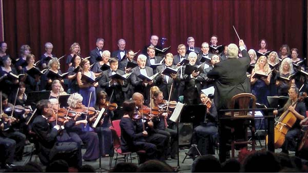 Maui Chamber Orchestra and Chorus • Sunday, photo provided by Lotus Dancer