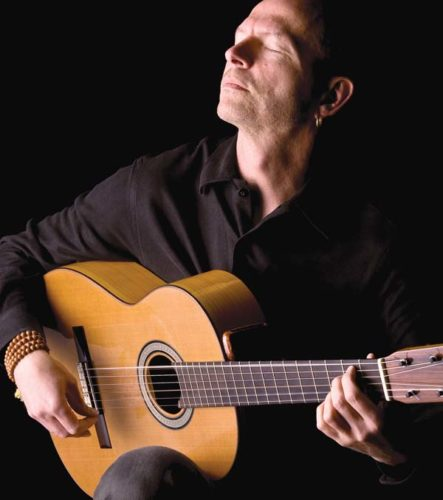 Ottmar Liebert (above) and his band Luna Negra perform at 7:30 tonight in the McCoy Studio Theater at the Maui Arts & Cultural Center in Kahului. Tickets are $45 and $65 (plus applicable fees). For tickets or more information, call 242-7469, visit the box office or www.mauiarts.org. Greg Gorman photo