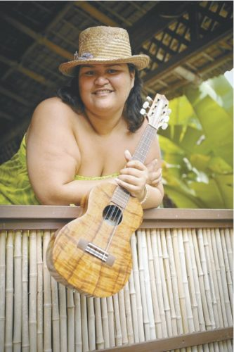 Paula Fuga • The Maui News file photo