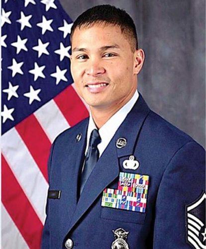 Master Sgt. Lance K. Farias