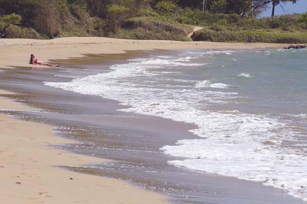 mt solitary kihei beach 8-15-17
