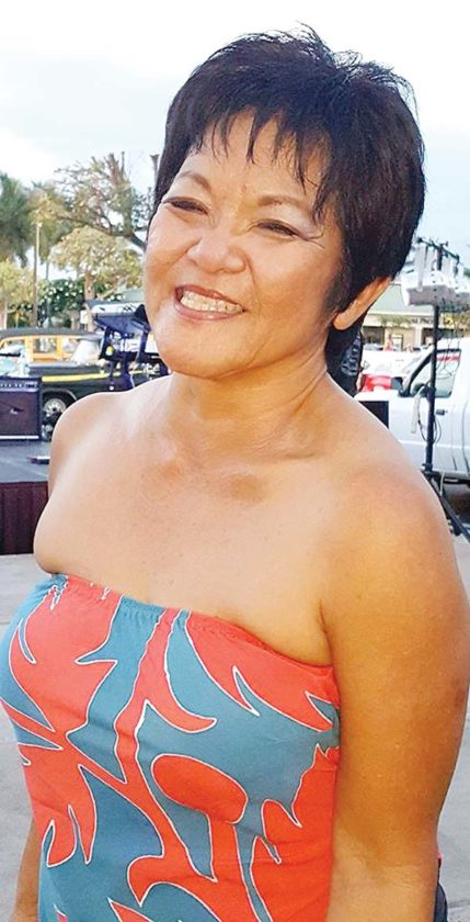 Cabaret Night featuring Kathy Collins at Cafe Del Vino • Monday; The Maui News file photo.
