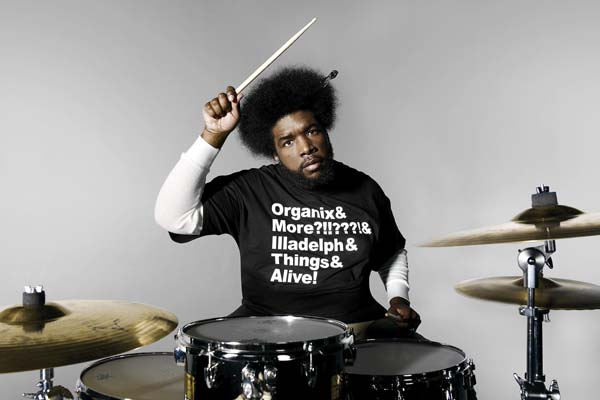 Catch Questlove every night at 9 tonight through Sunday at Charley's Restaurant & Saloon in Paia. Photo courtesy the artist