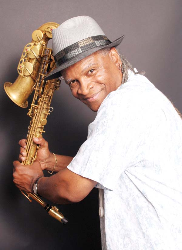 Saxophonist Bobby Watson is one of the many legends performing Sept. 8 at the seventh annual Maui Jazz & Blues Festival at the Four Seasons Resort Maui at Wailea. For tickets and more information, visit www.mauijazzandbluesfestival.com. Photo courtesy the artist