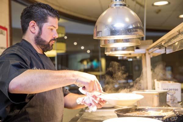 Pulehu Chef de Cuisine Jesse Pita; Westin KOR photo