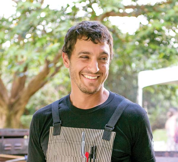 The Millhouse Executive Chef Jeff Scheer at Maui Tropical Plantation in Waikapu • Friday to Sunday; Natalie Brown photo