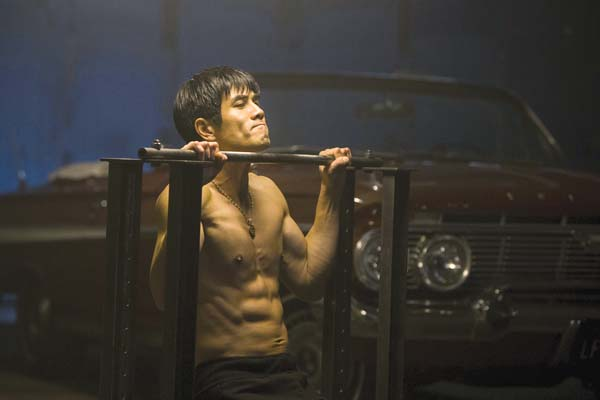 "Philip Ng stars in ""Birth of the Dragon."" BH Tilt and WWE Studios via AP photo"