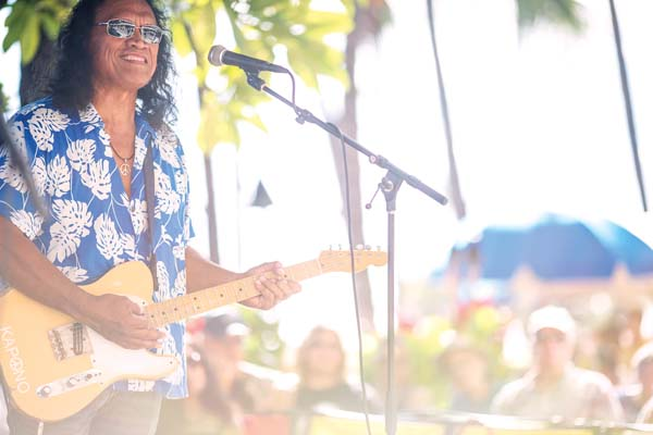 Henry Kapono will perform at the Kokua for Kupuna fundraiser for Hale Makua at 6 p.m. Saturday at the Sheraton Maui Resort & Spa in Kaanapali. Registration begins at 4:30 p.m. Tickets are $150 for adults, $40 for children 5- to 12-years old and $1,500 for a reserved table for 10 with premium seating. Tickets and tables can be purchased by calling 871-9271 or by visiting www.halemakua.org. Photo courtesy the artist