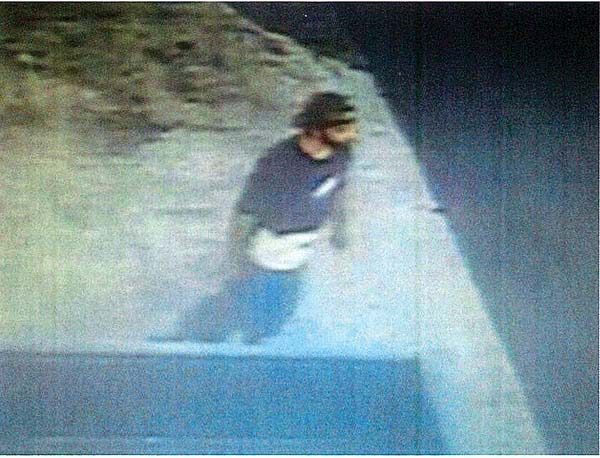 Police are seeking a man who was driving a red Nissan Frontier pickup truck on Saturday. He allegedly threatened people with a knife at Minit Stop in Makawao. The suspect and his truck are shown.
